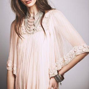 Ethereal Mini Dress by Free People (worn once)